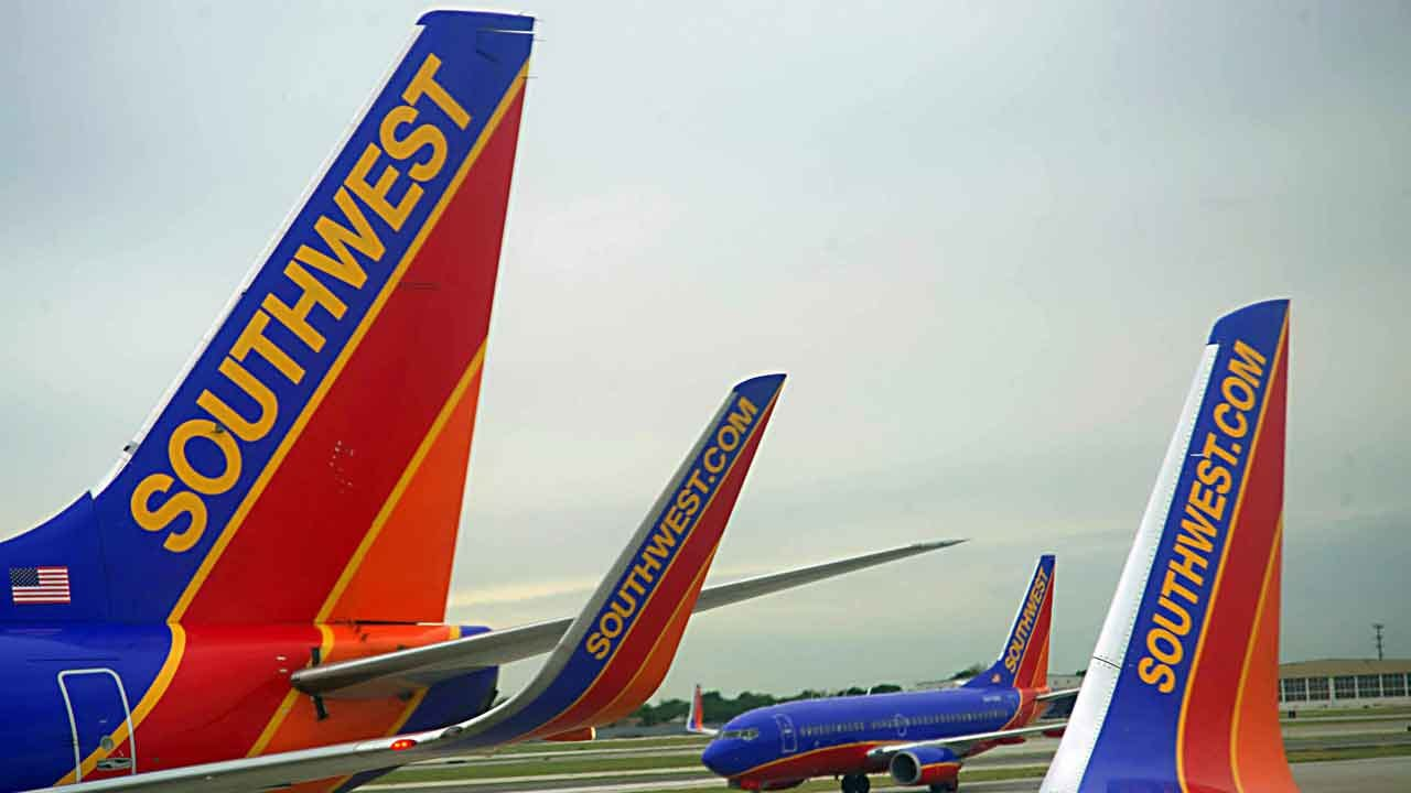Southwest Pilots Accused By Flight Attendant Of Streaming Plane Bathroom Video To Cockpit