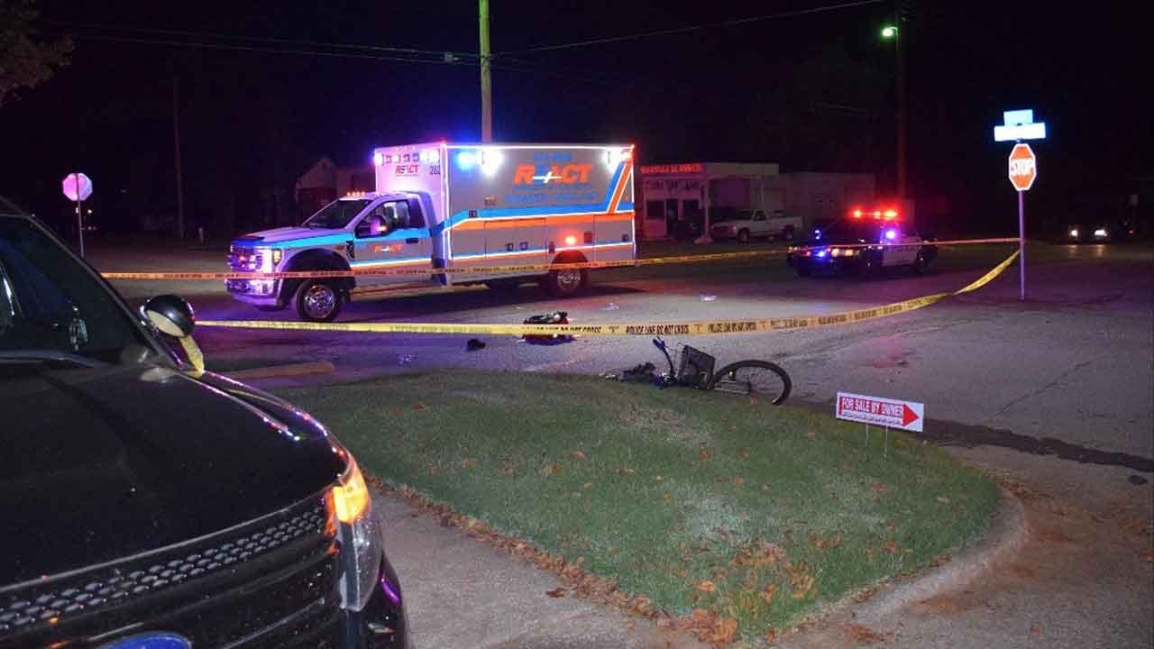 Police Search For Driver Of Shawnee Hit-And-Run That Left Victim In Critical Condition