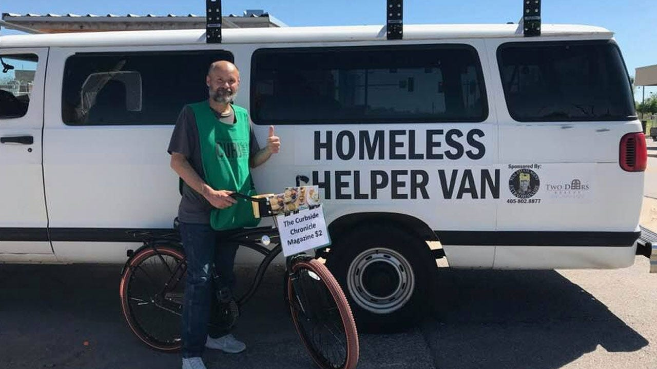 Local Food Truck, Curbside Chronicle Partner To Hold Coat Drive For Homeless