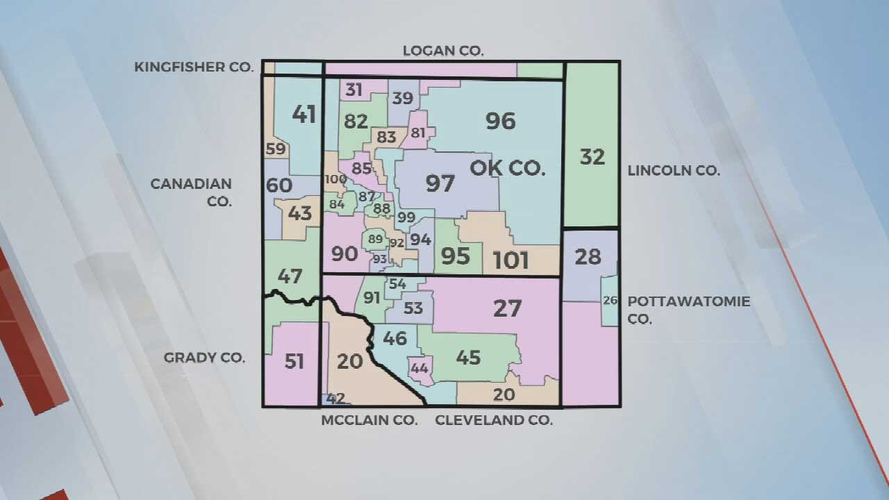 Oklahoma Group Wants To Change Process For Voting Districts