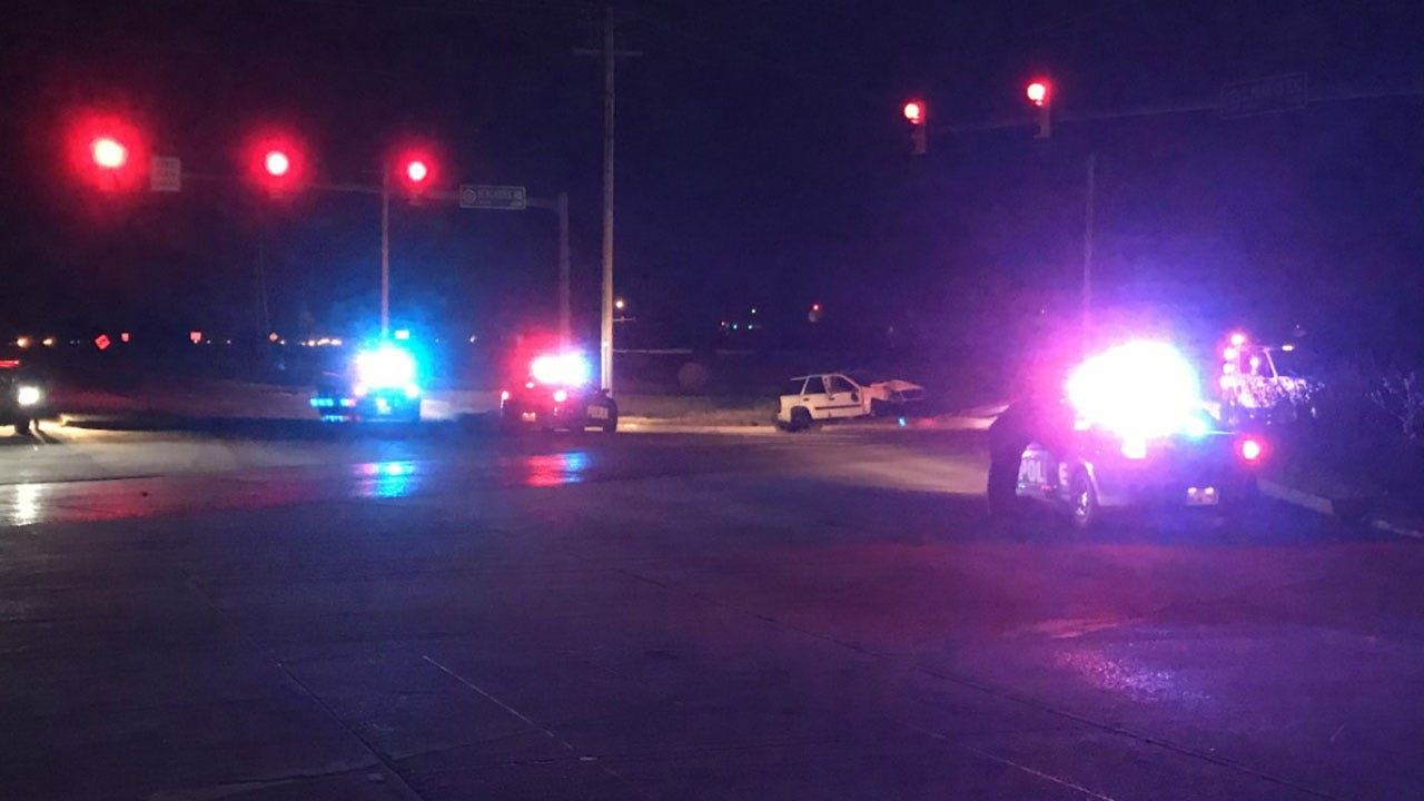 3 Minors Arrested In SW OKC After High-Speed Pursuit In Stolen Car