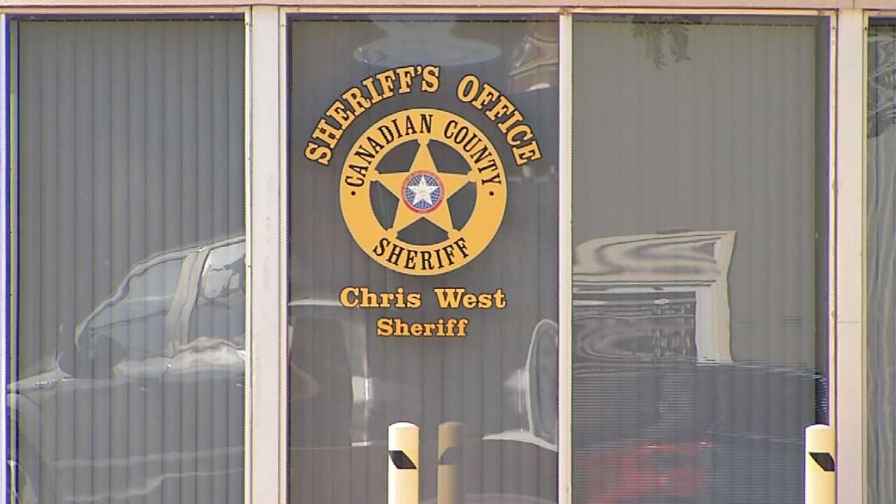 Canadian County Sheriff Speaks With DA About Sexual Assault Case Involving Former Major