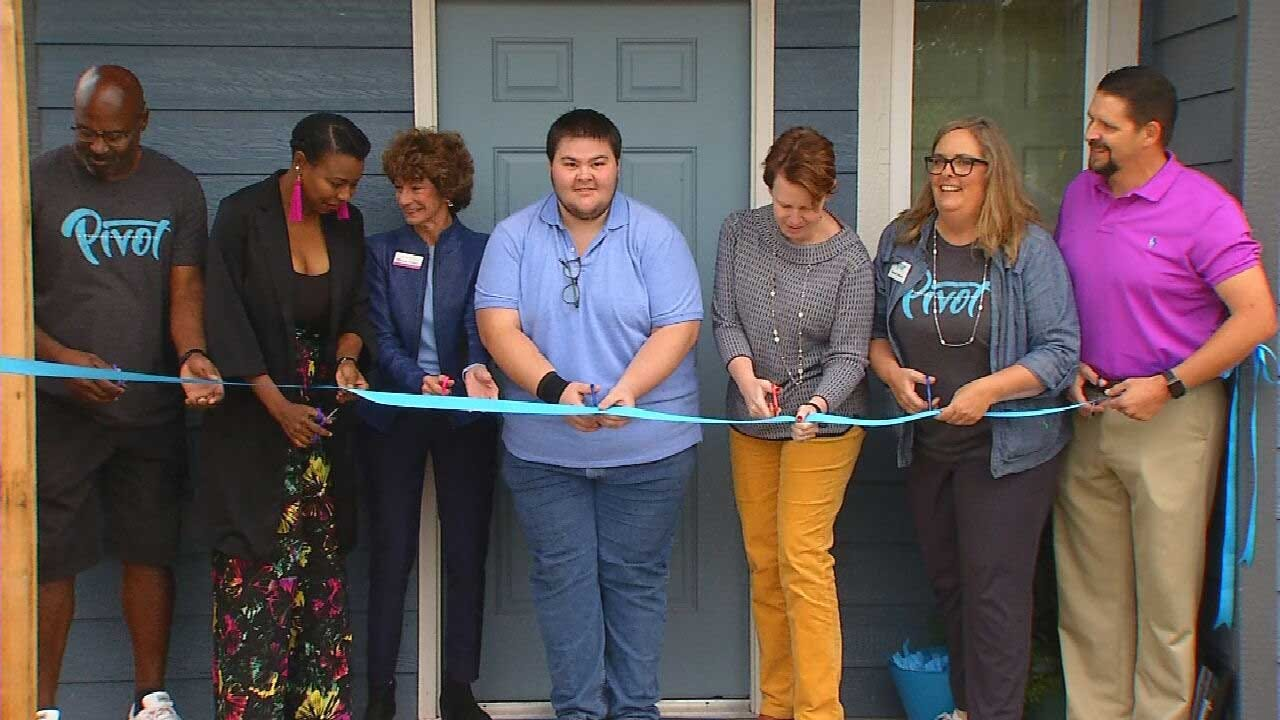 OKC Nonprofit Completes First Tiny Homes For Homeless Youth