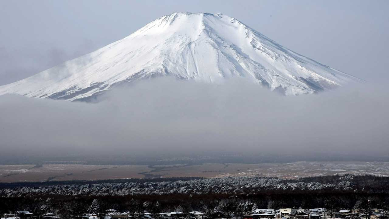 Mount Fuji Climber Falls While Live-Streaming Ascent; Body Found