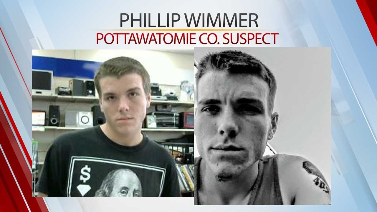 Pott. Co. Sheriff's Office: Home Invasion, Car Theft Suspect Arrested In Prague