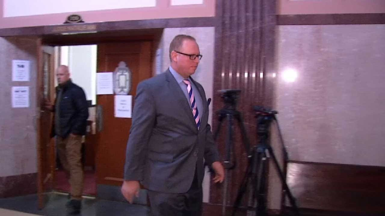 State Rests In OKC Officer's Murder Trial; Defense Calls First Witness