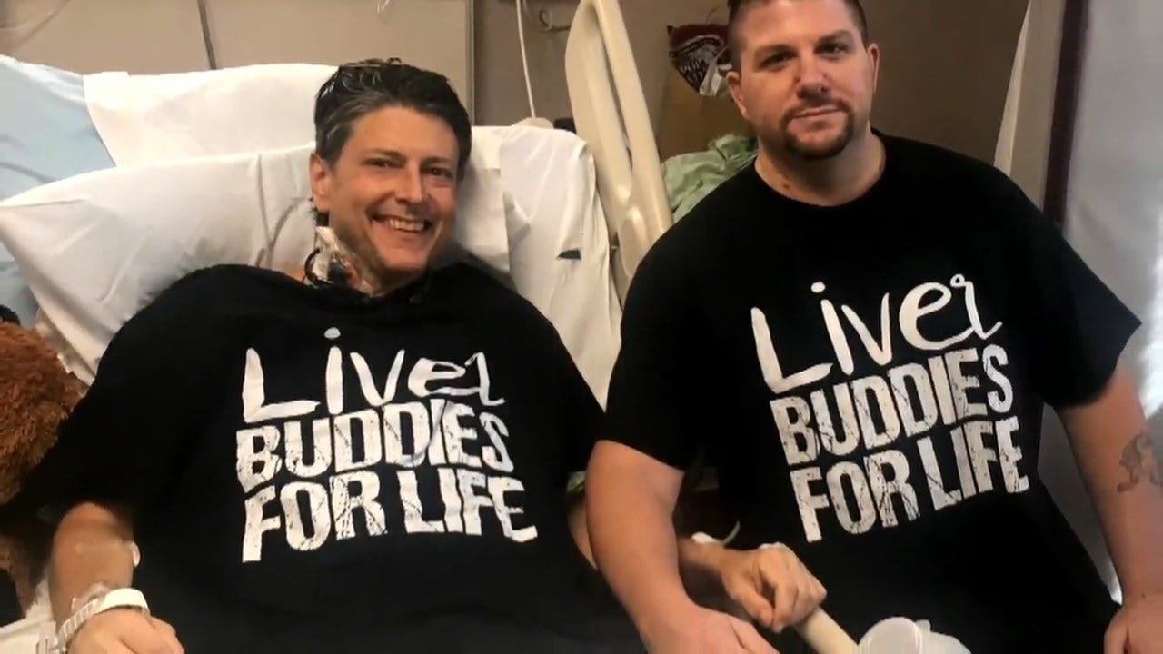 Ford Worker Makes Life-Saving Liver Donation To Stranger At Rival Automaker