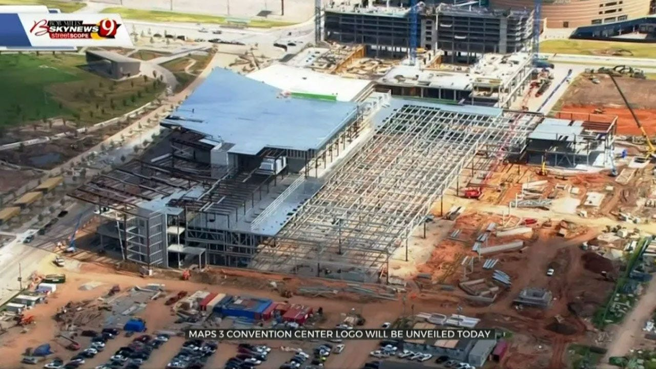 MAPS 3 Convention Center Logo To Be Unveiled Monday