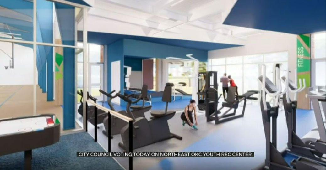 City Council To Vote On NE OKC Youth Rec Center