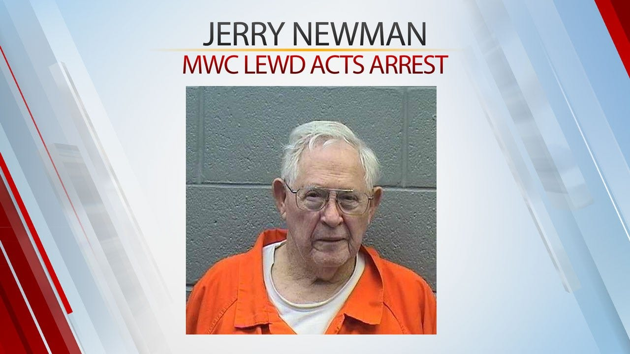 79-Year-Old MWC Man Admits To Molesting Children, Arrested On 25 Counts Of Lewd Acts