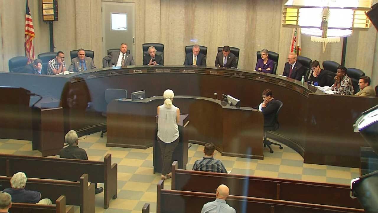 Residents Upset Over Historical Preservation Proposal In OKC