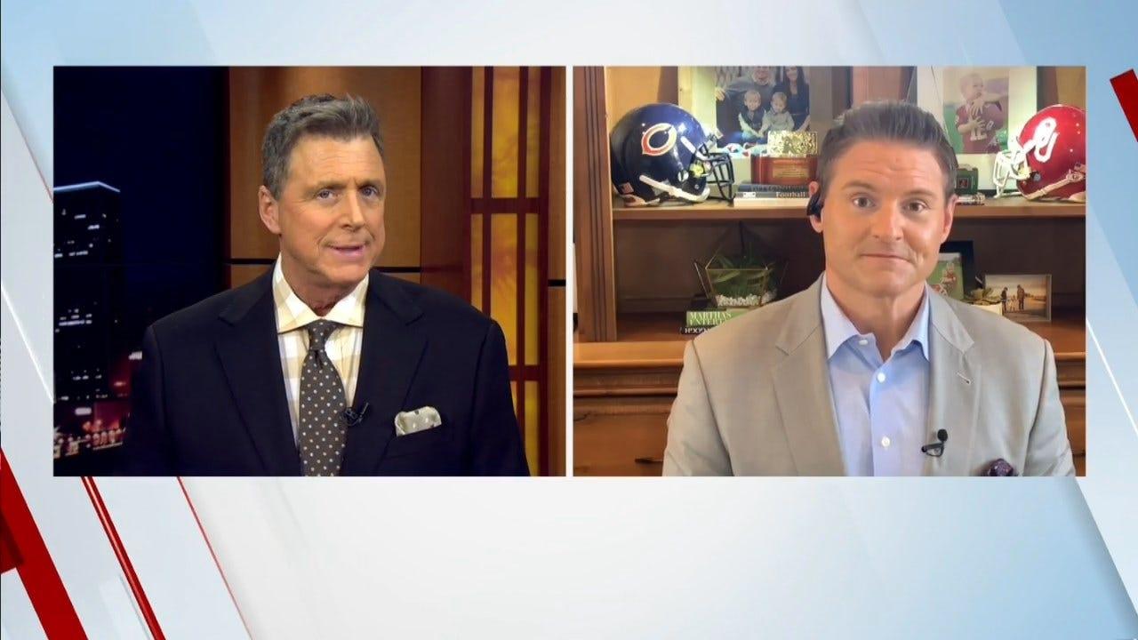 Dean And Dusty Discuss OU-UCLA And OSU-Tulsa