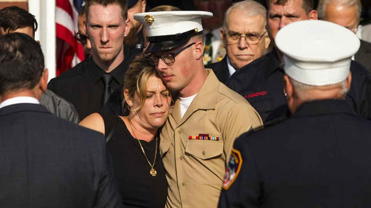 Remains Of Firefighter Killed On 9/11 Identified 18 Years After Attacks, Honored On Eve Of Anniversary