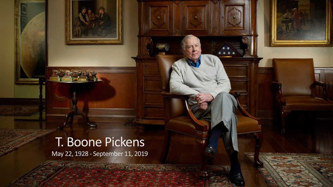 T. Boone Pickens Has Died At Age 91