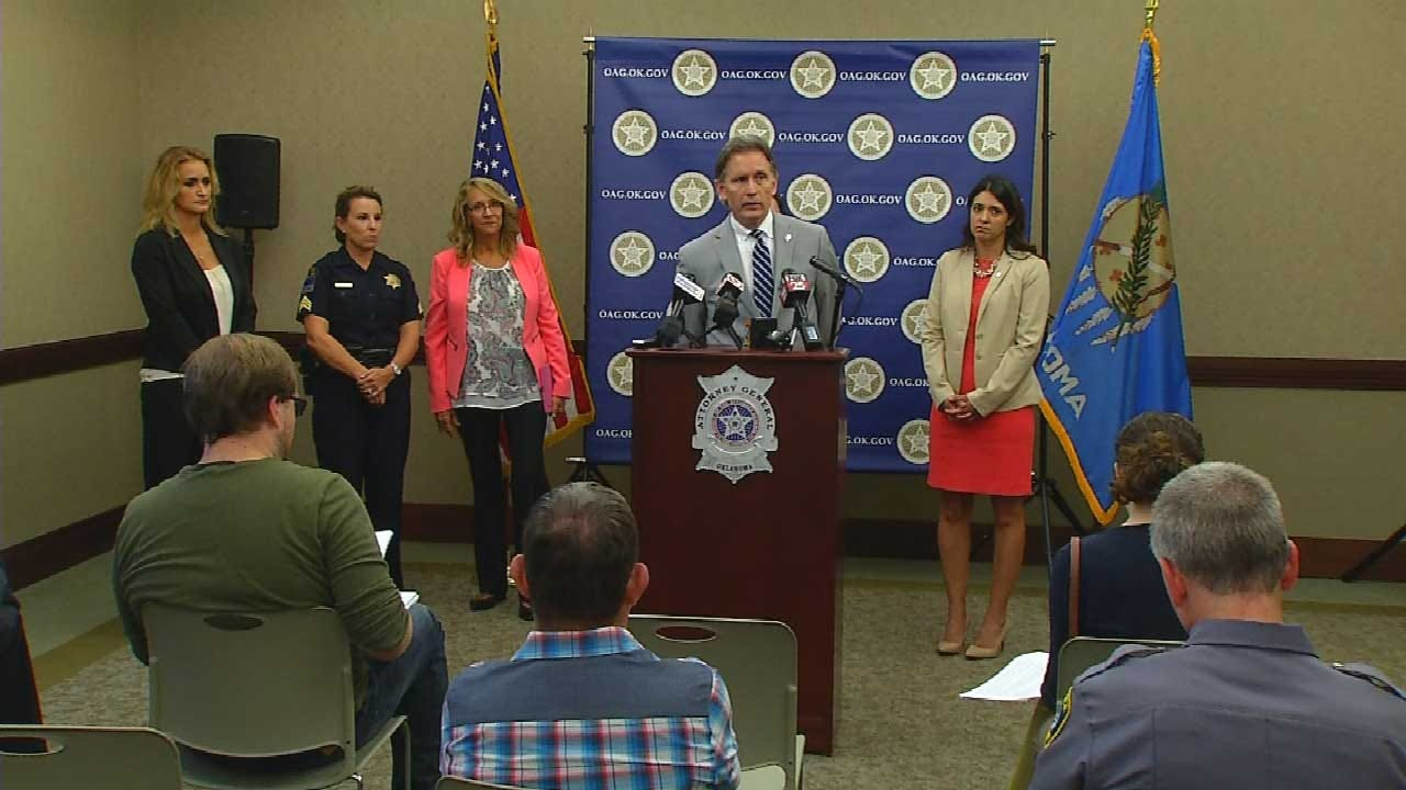 AG Mike Hunter Orders 2 At-Home Rape Kit Companies To Cease And Desist