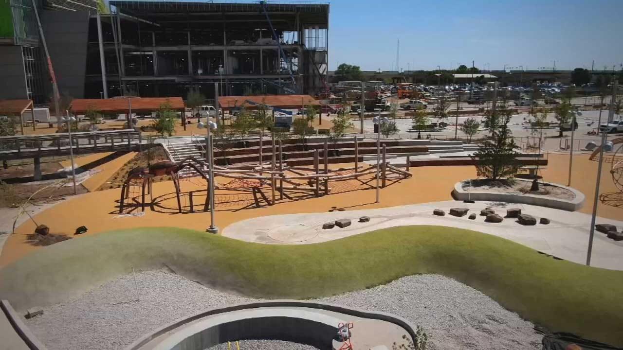 Scissortail Park Grand Opening Celebration Schedule Of Events
