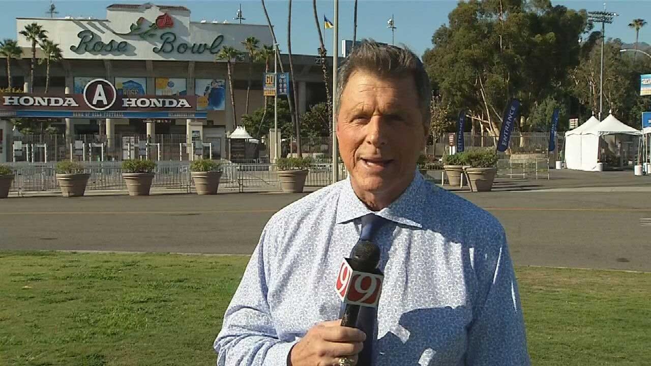 Dean's OU Pregame Report From Pasadena