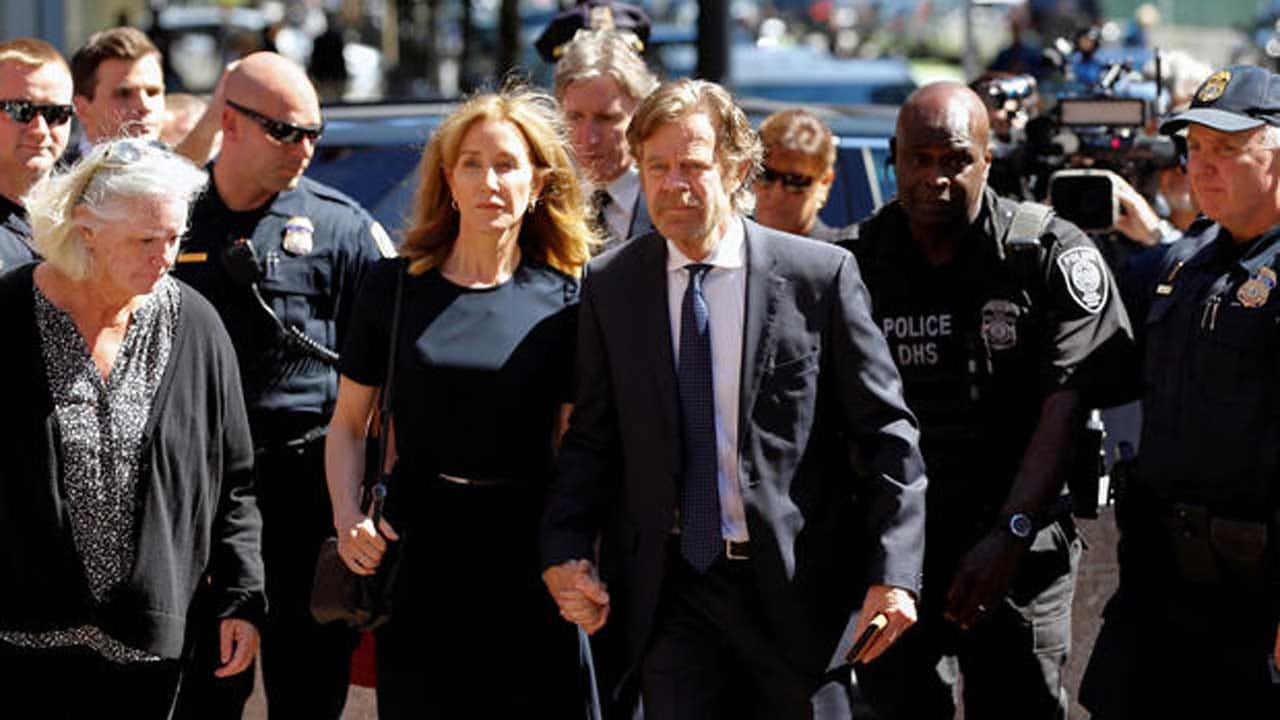 Felicity Huffman Sentenced To 14 Days In Jail For College Admissions Scheme