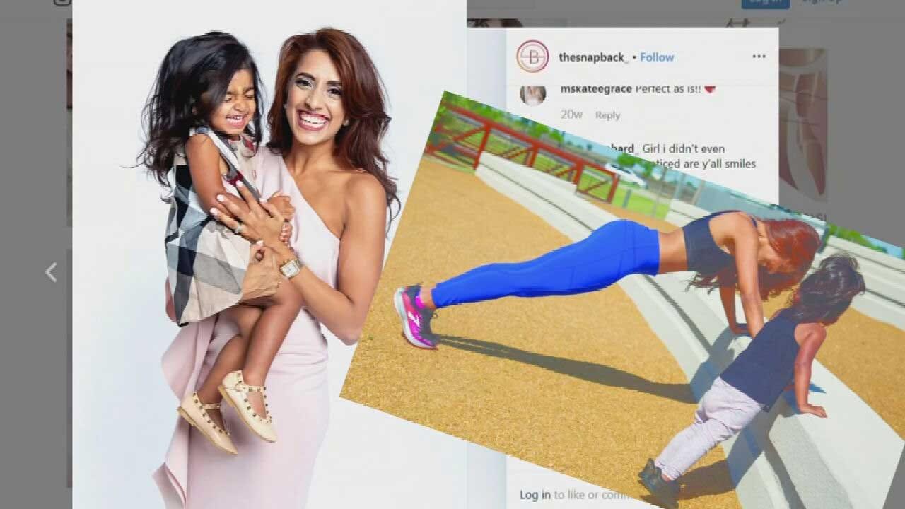 OKC Creator Launches New Postpartum Health App