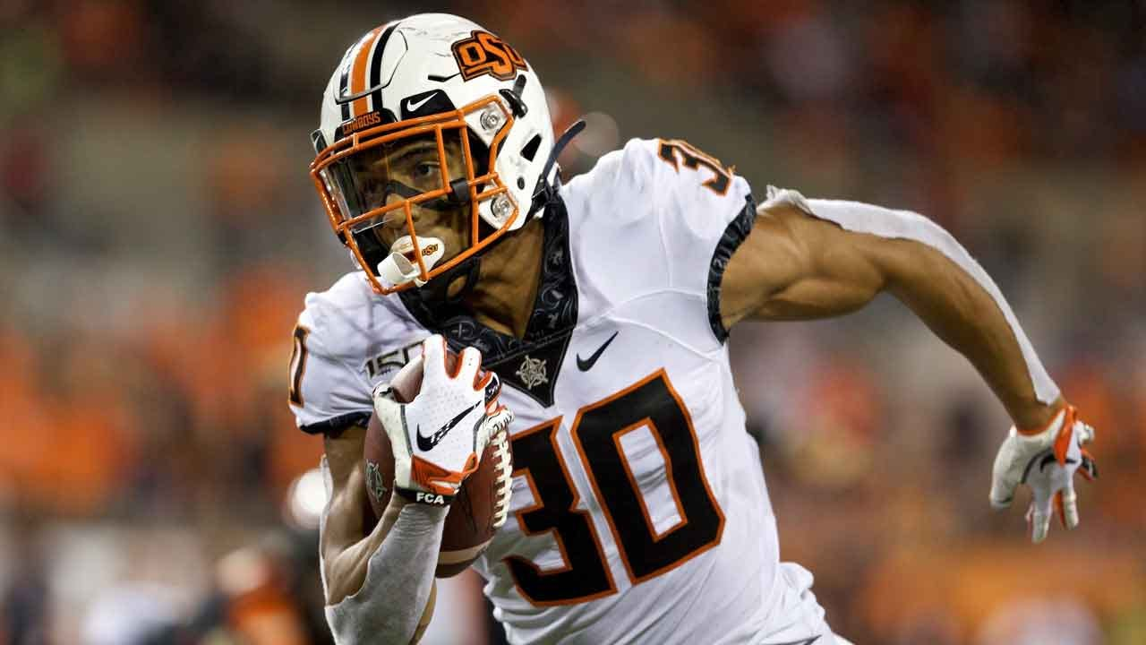 Chuba Hubbard Returning To Oklahoma State Cowboys In 2020