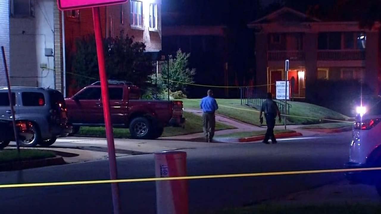 Police Investigating Officer-Involved Shooting In Northwest OKC