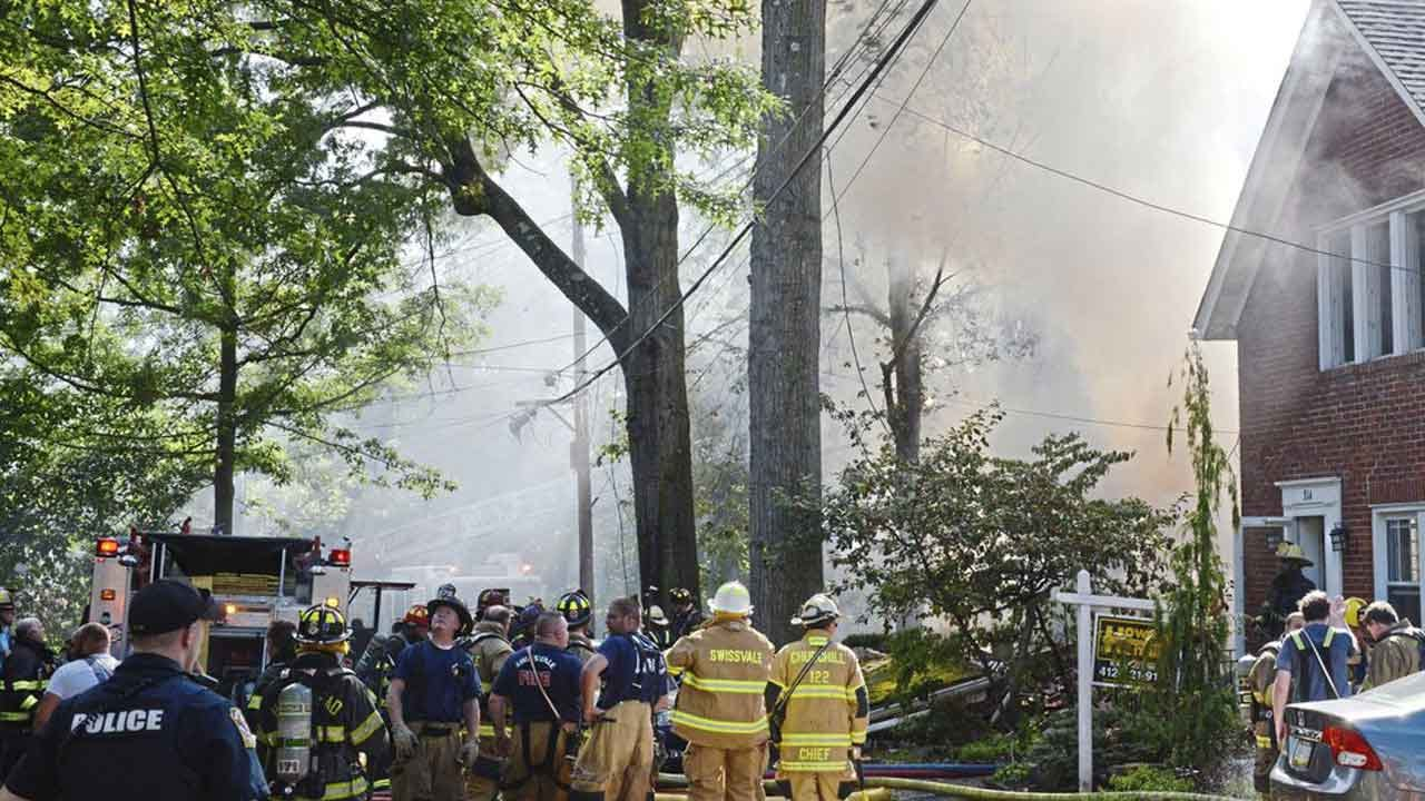 Police: Owner Blew Up House On His Daughter's Wedding Day