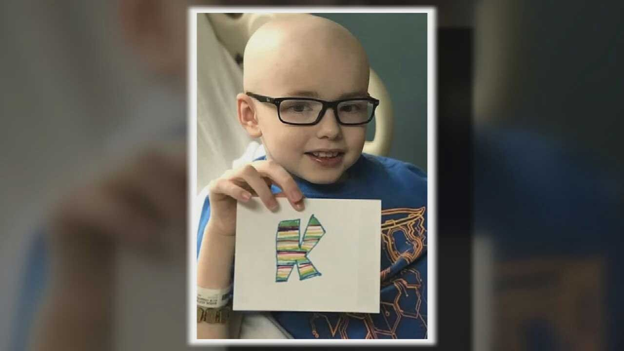 Oklahoma Family Continues Kindness Campaign In Late Son's Honor