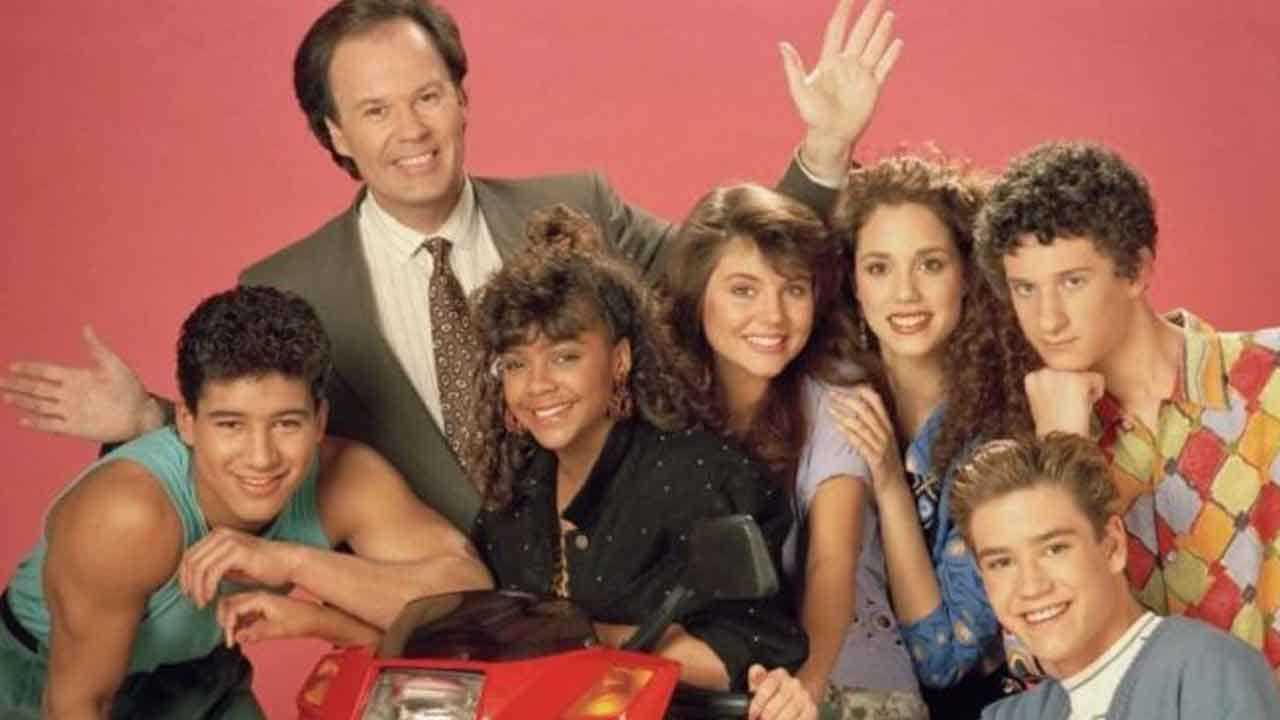 It's Official: 'Saved By The Bell' Is Getting A Reboot!