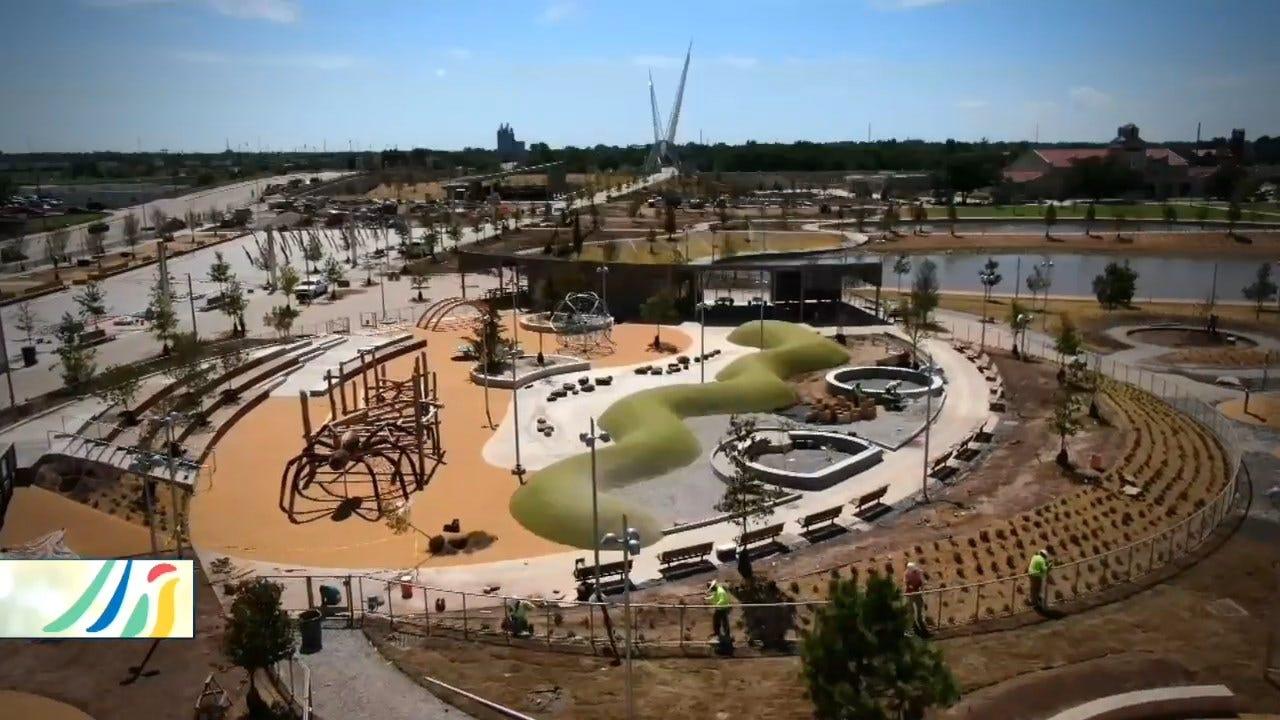 News 9 To Re-Air Scissortail Park Special