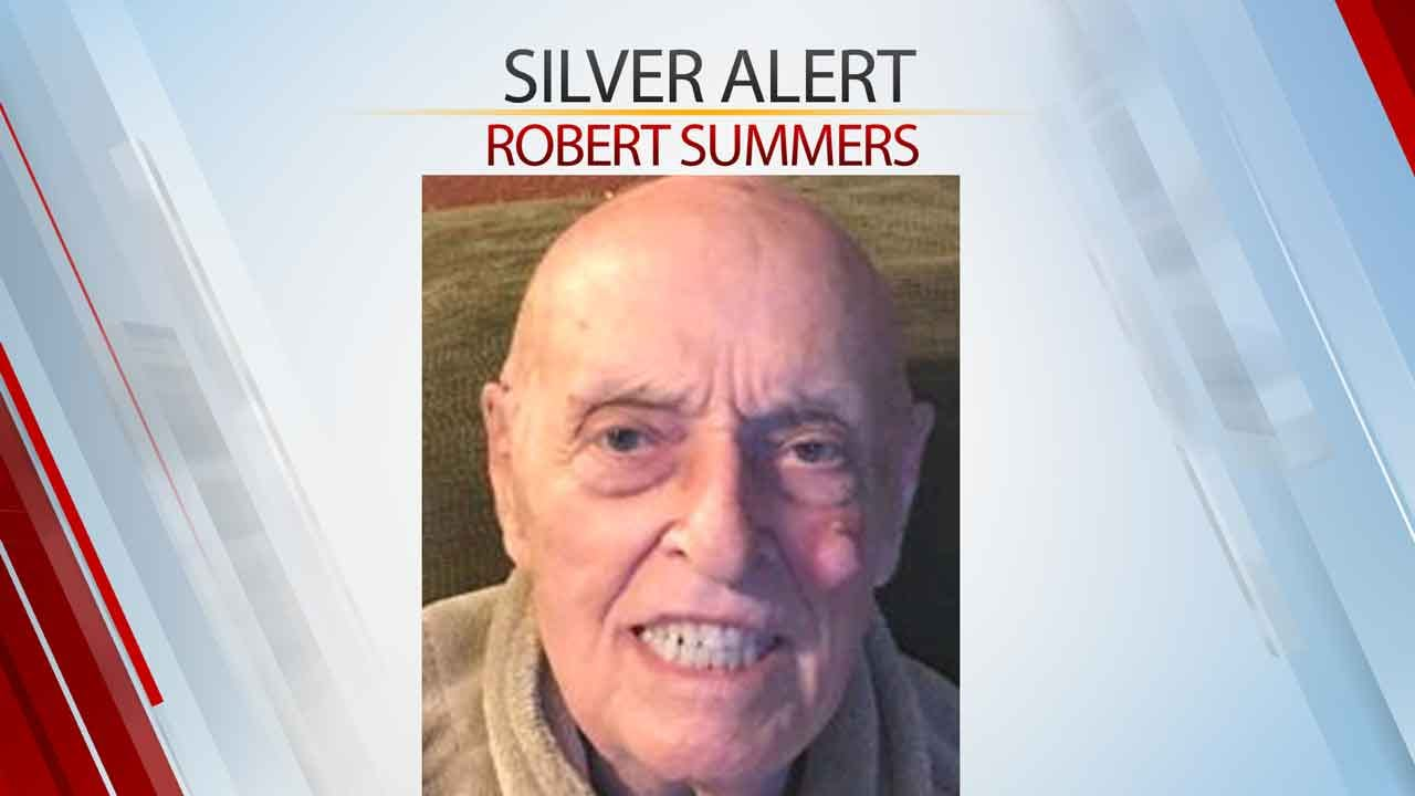 Norman PD Issues Silver Alert For 92-Year-Old Man