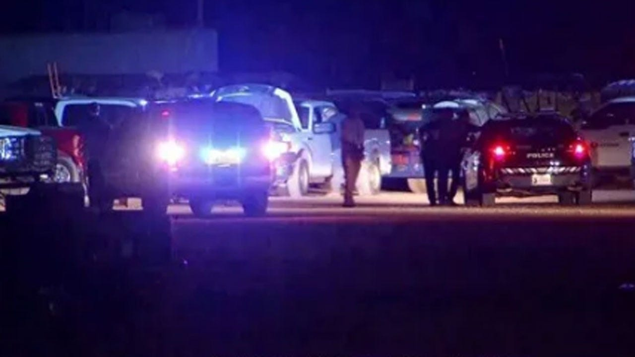 Woman Shot After Getting A Ride With Stranger, Canadian County Sheriff Says