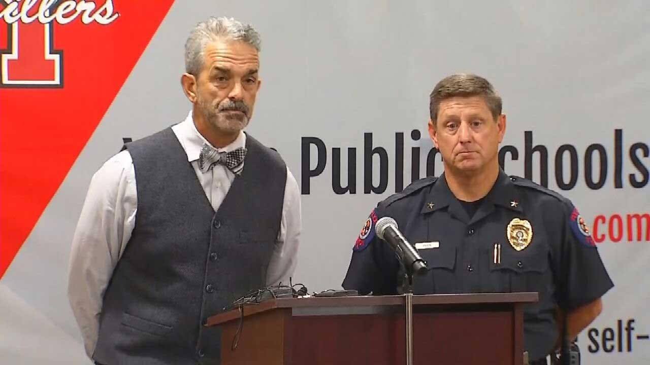 Yukon Police, FBI Identify And Arrest 2 Students Responsible For Alleged Gun Threats