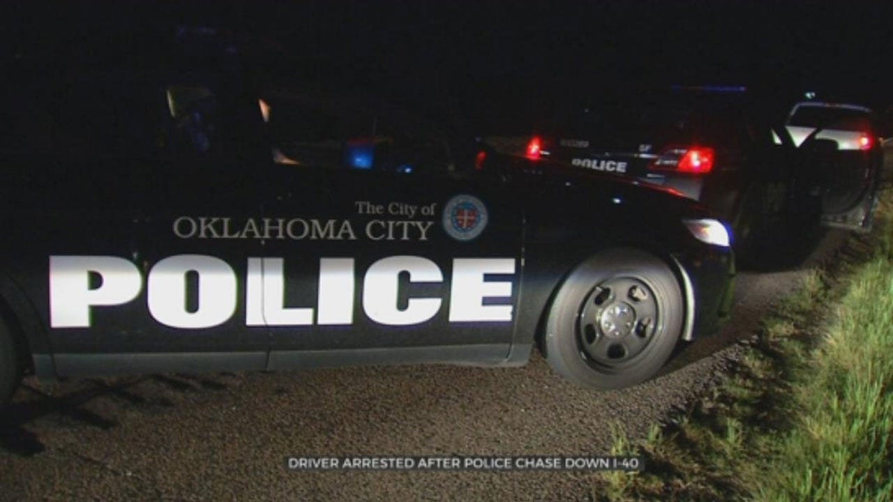 1 Arrested After Leading Authorities On Chase Down I-40