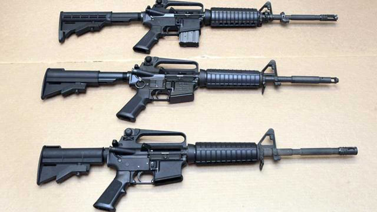 Colt Suspends Production Of AR-15 And Other Rifles For Civilians