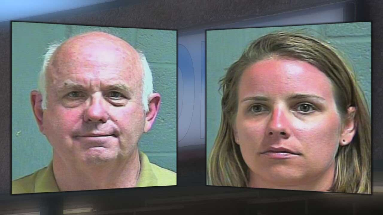Father, Daughter Accused Of Running Illegal Gambling Operation At OKC Bar