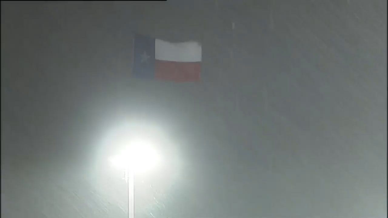 Hundreds Call For Help As 'Life-Threatening' Imelda Drenches Parts Of Texas