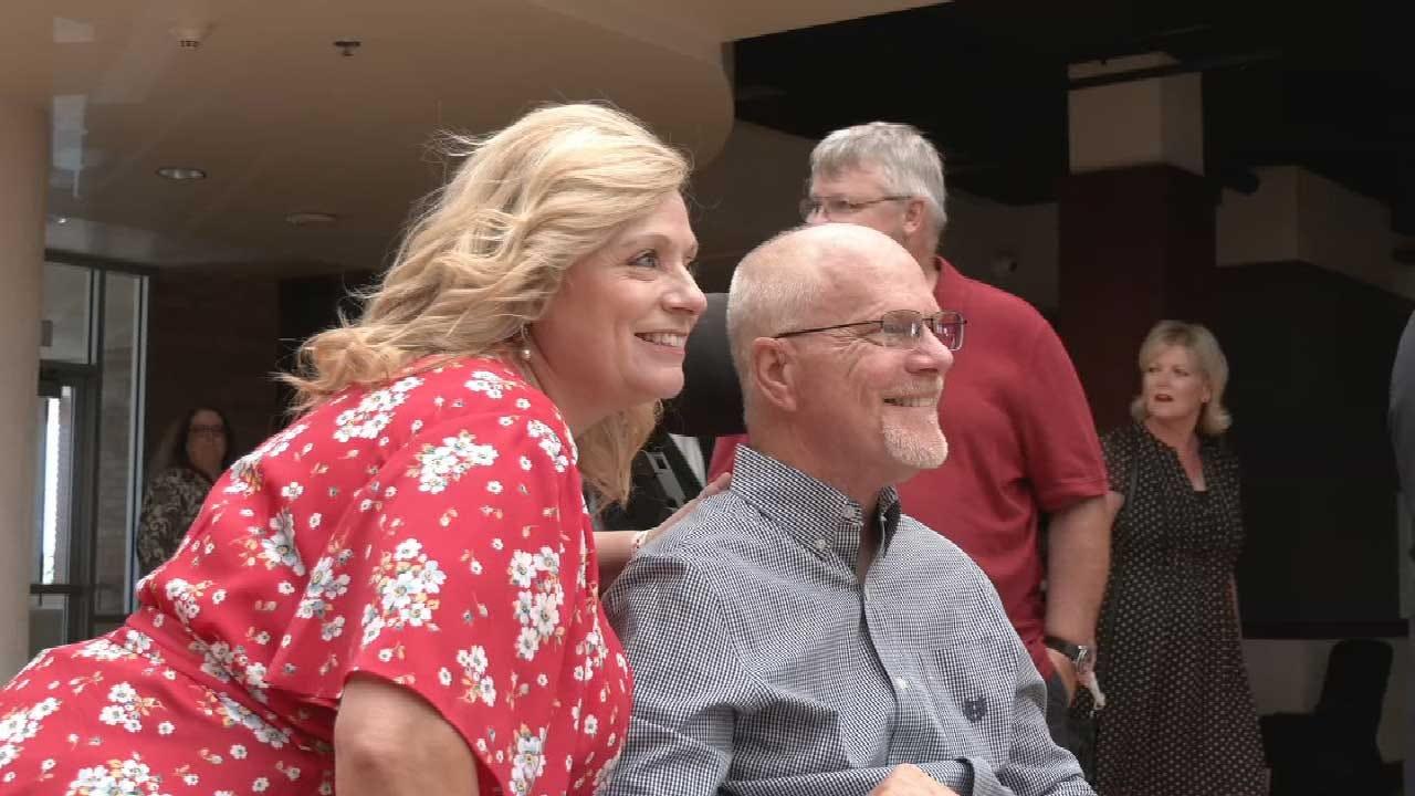 Integris's Jim Thorpe Courage Awards Honor Inspiring Patients