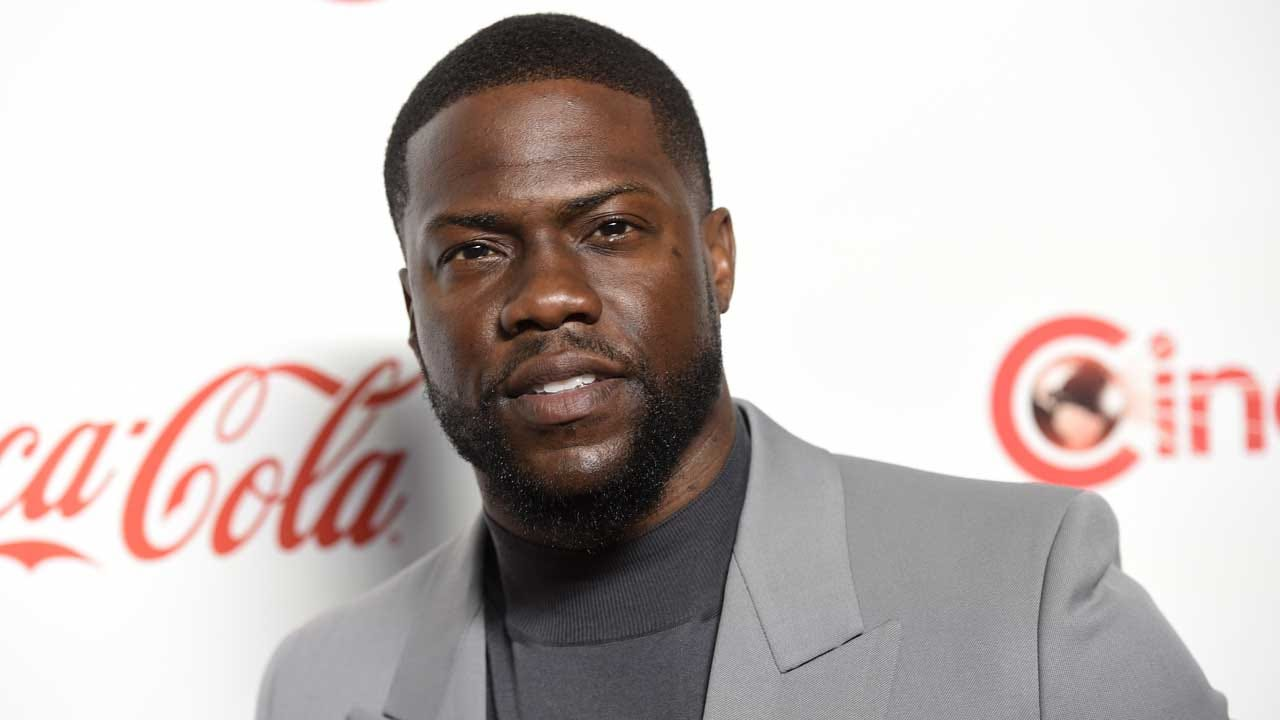 911 Call From Kevin Hart Car Crash Released: 'He's Hurting'
