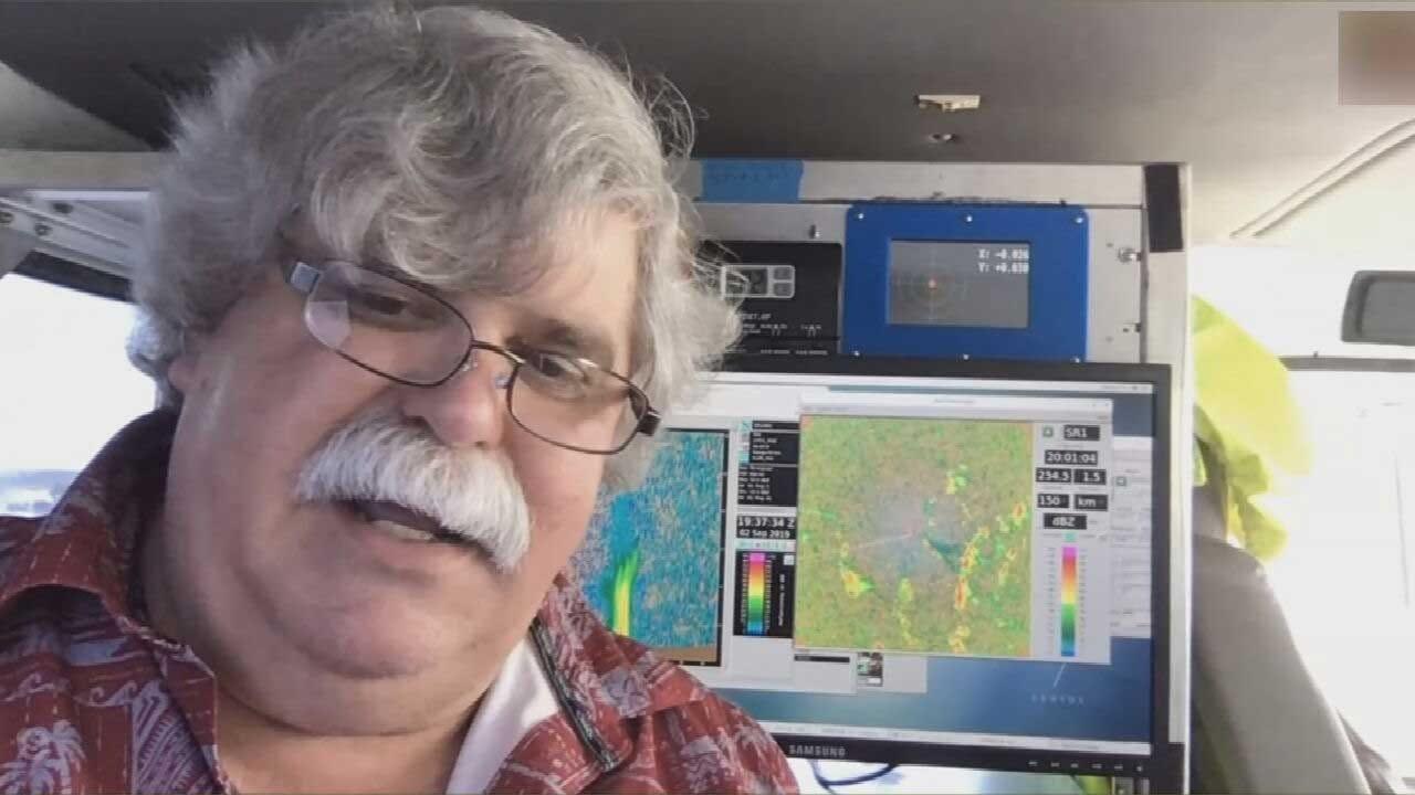 OU Research Scientists Prepare To Intercept Hurricane Dorian Along Florida Coast