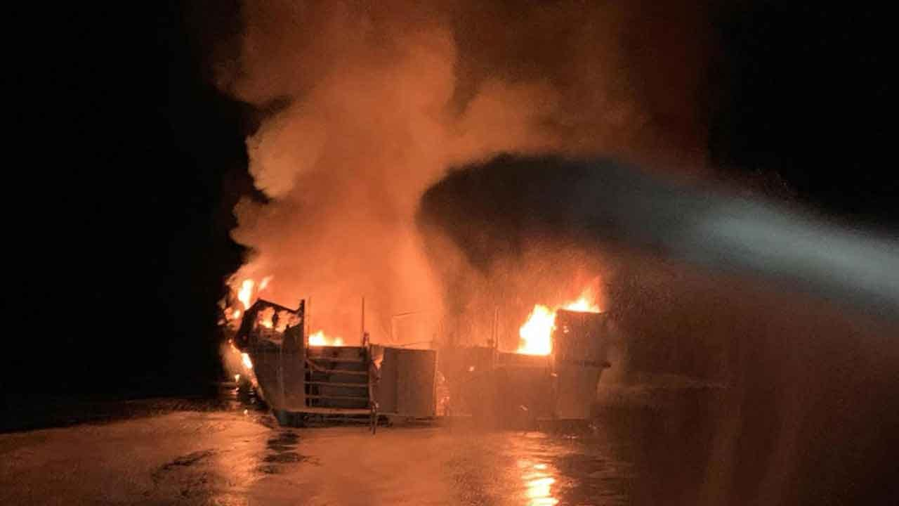 Over 30 People Unaccounted For After Deadly Boat Fire Off Coast Of Southern California