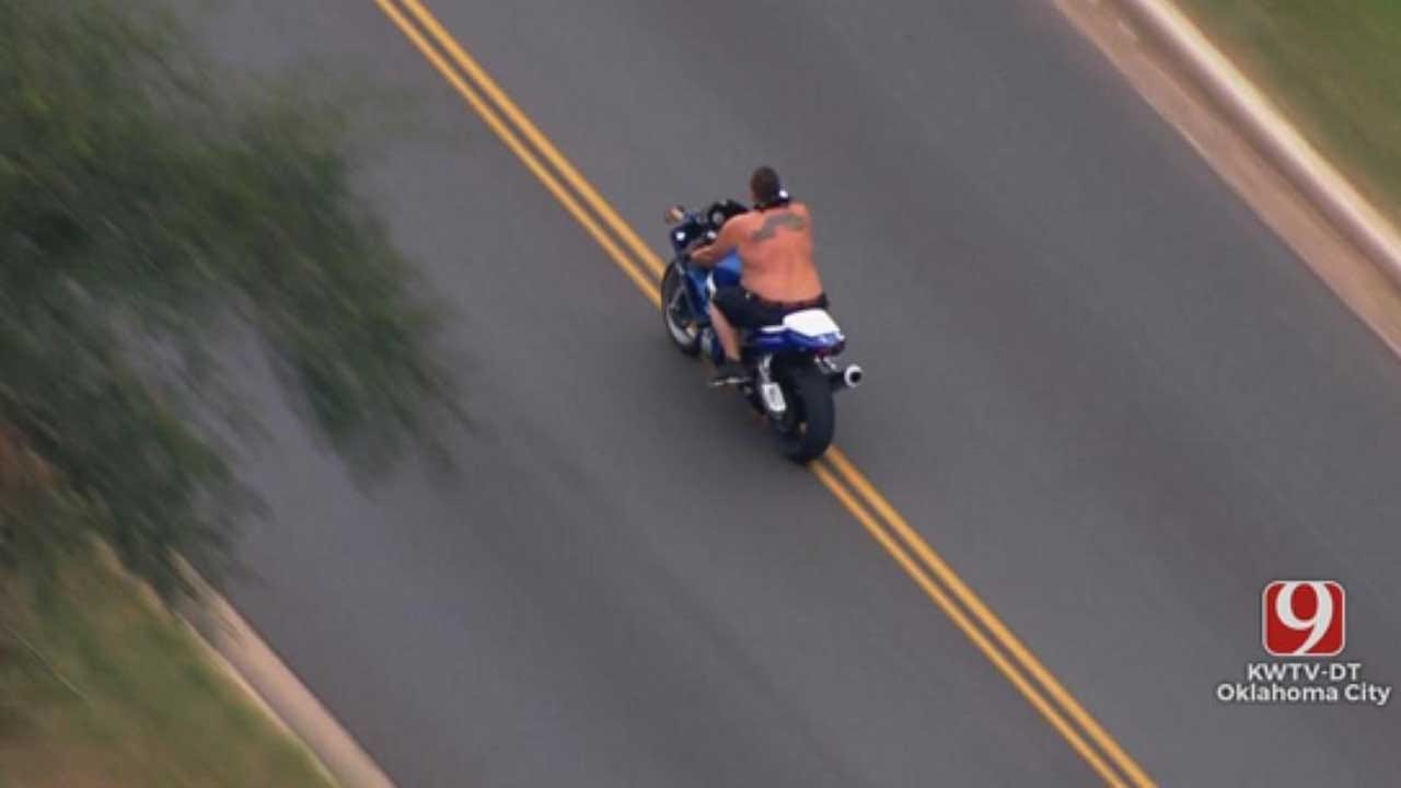 Civilians Help Stop Wild High-Speed Chase After Suspect Crashes In SE OKC