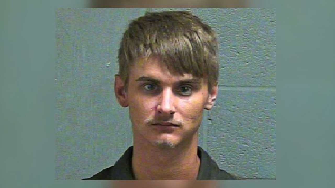 Harrah PD Issues Warning About Increase In Break-Ins; 1 Suspect Arrested
