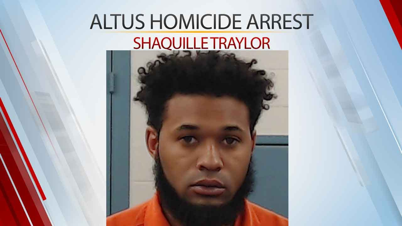 Victim Identified In Altus Homicide