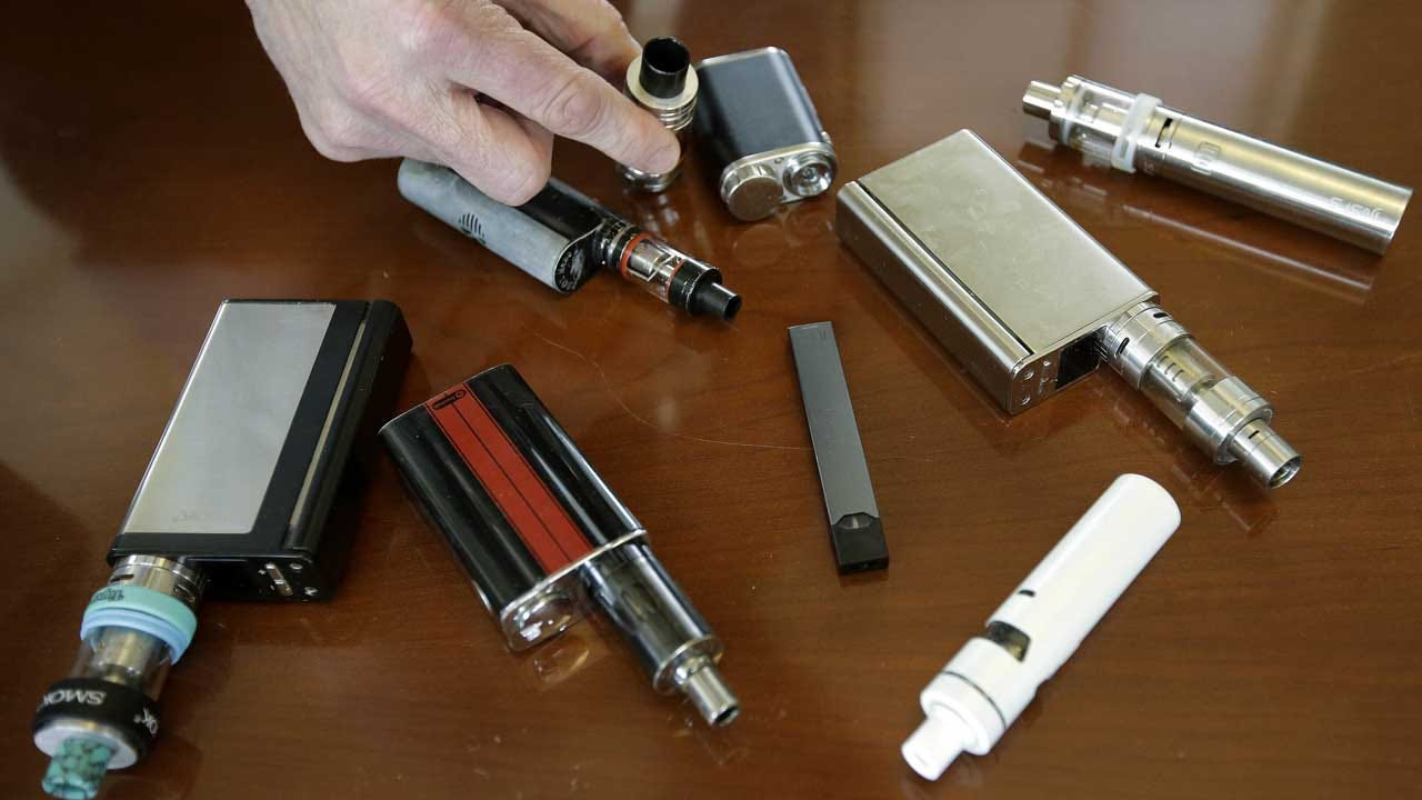 DEA's National 'Take Back' Day To Accept Vaping Devices, Cartridges
