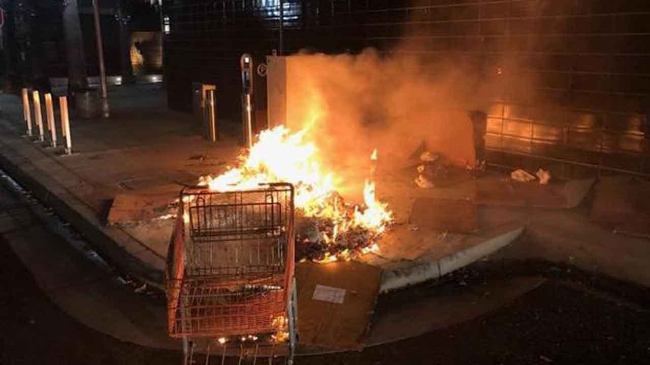 Man Accused Of Trying To Set Sleeping Homeless Man On Fire