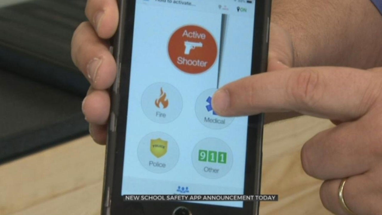 Oklahoma Department Of Education Announces New App To Improve School Safety