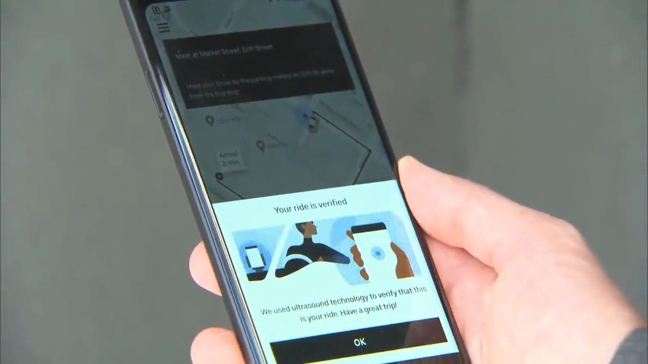 Uber Unveils New Safety Features After Woman's Fatal Mistake