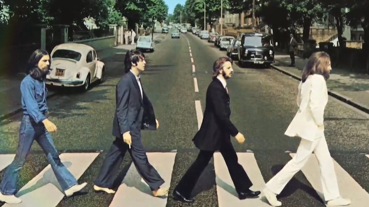 50 Years Later, 'Abbey Road' Remix Reveals Insight Into The Beatles' Swan Song