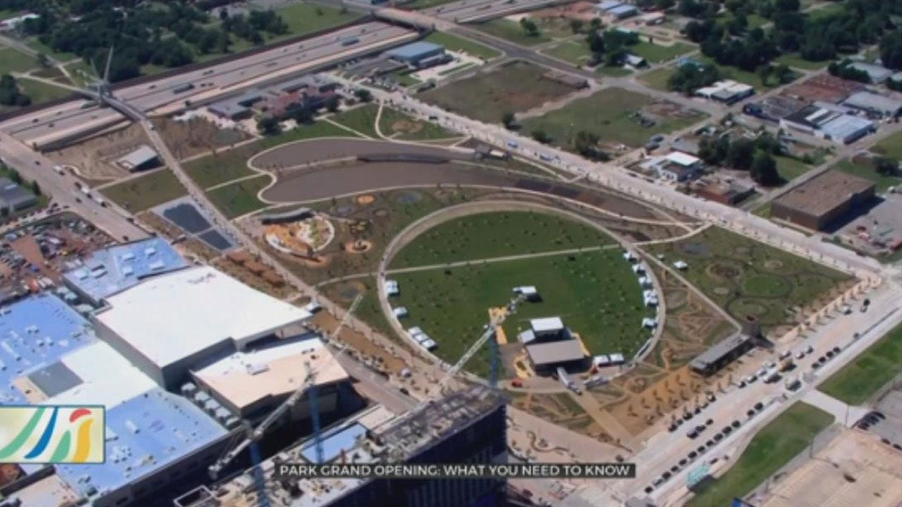 9 Things To Know Before You Head To Scissortail Park