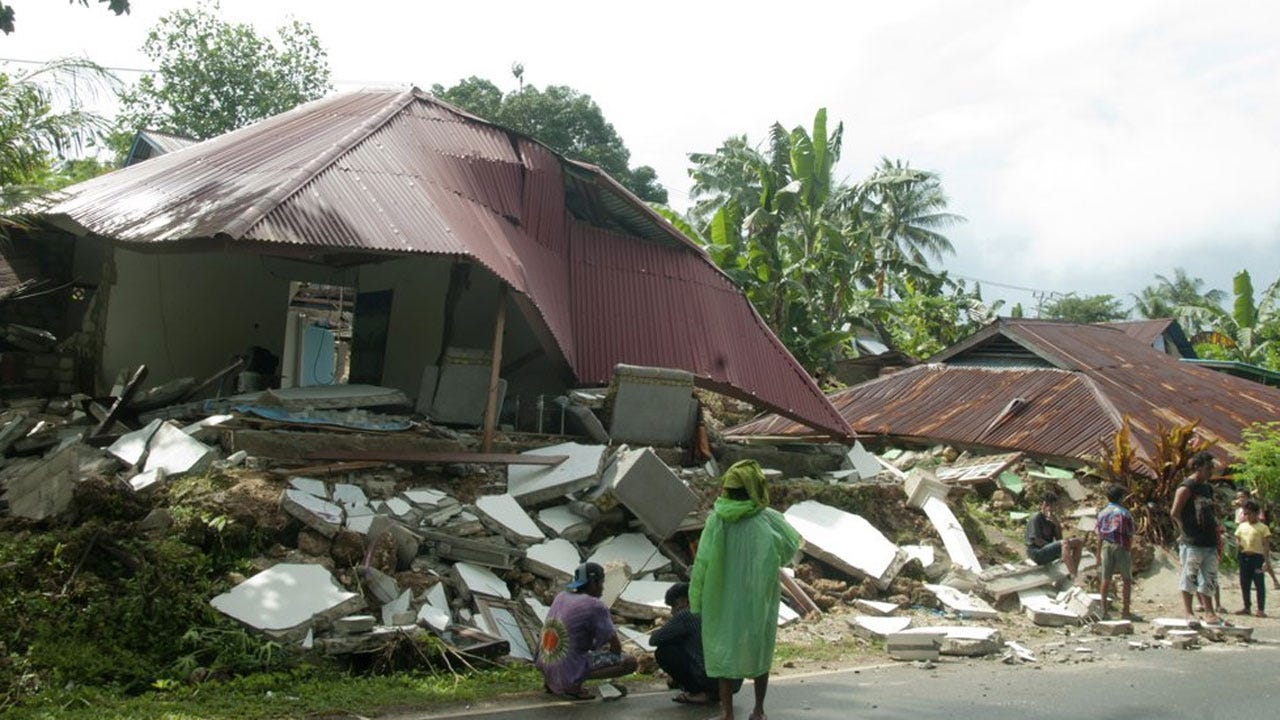 Magnitude 6.5 Earthquake Kills At Least 20 In Indonesia